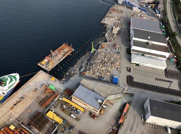 Ny kai for Stavanger Havn
