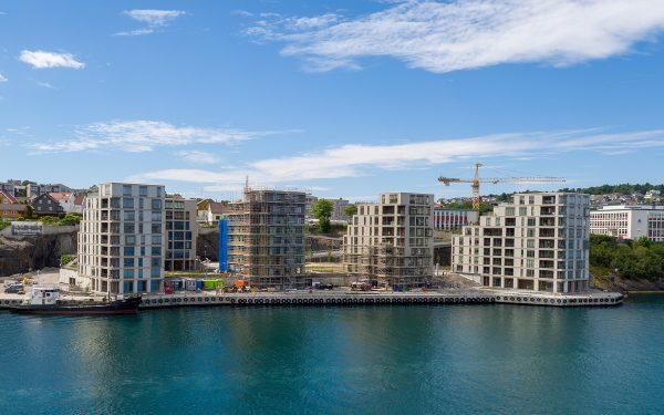 Kai innseilingå i Stavanger