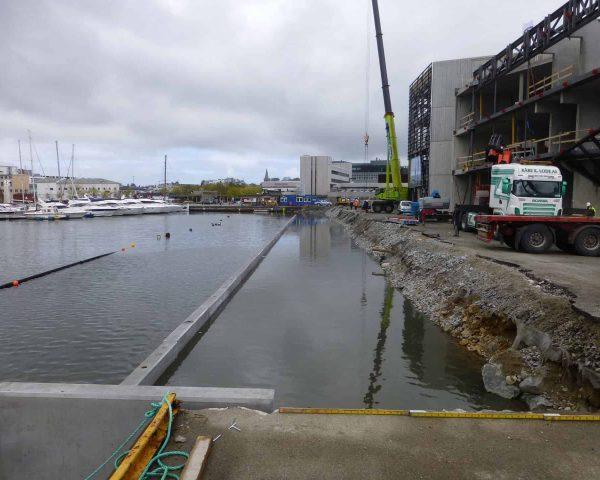 Havnepromenaden i Sandnes